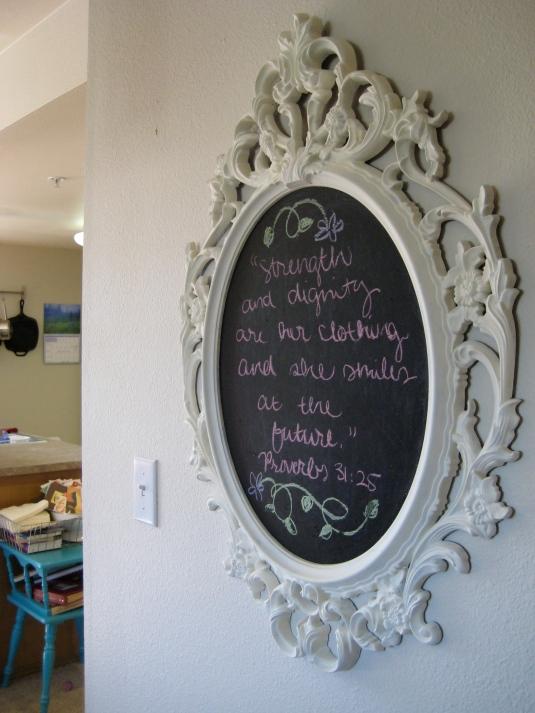 IKEA Ung Drill Chalkboard