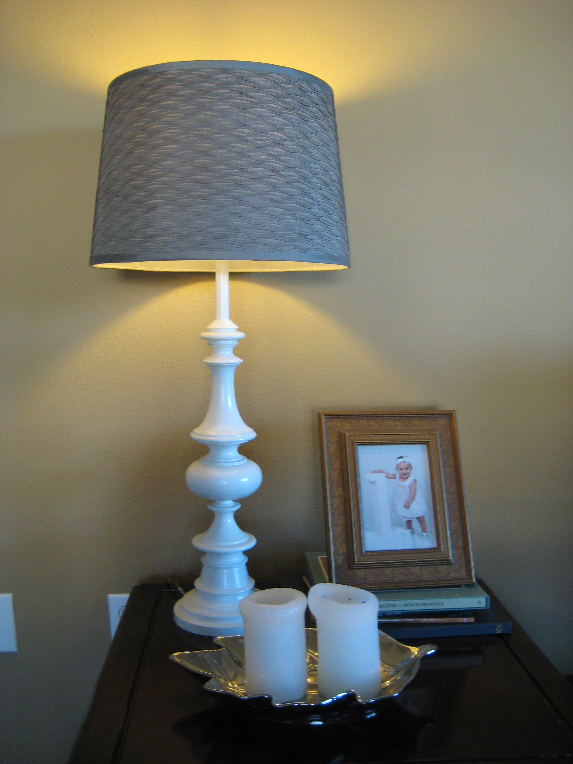 don t pass on brass how to paint a brass lamp room to think