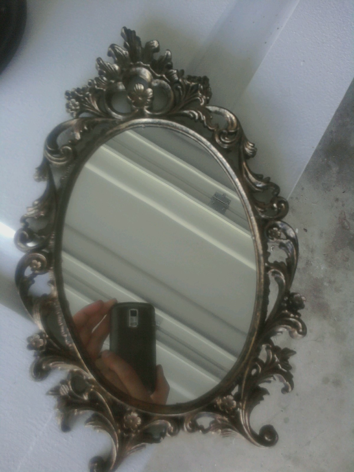 More baroque mirror for your home room to think for Ung drill mirror