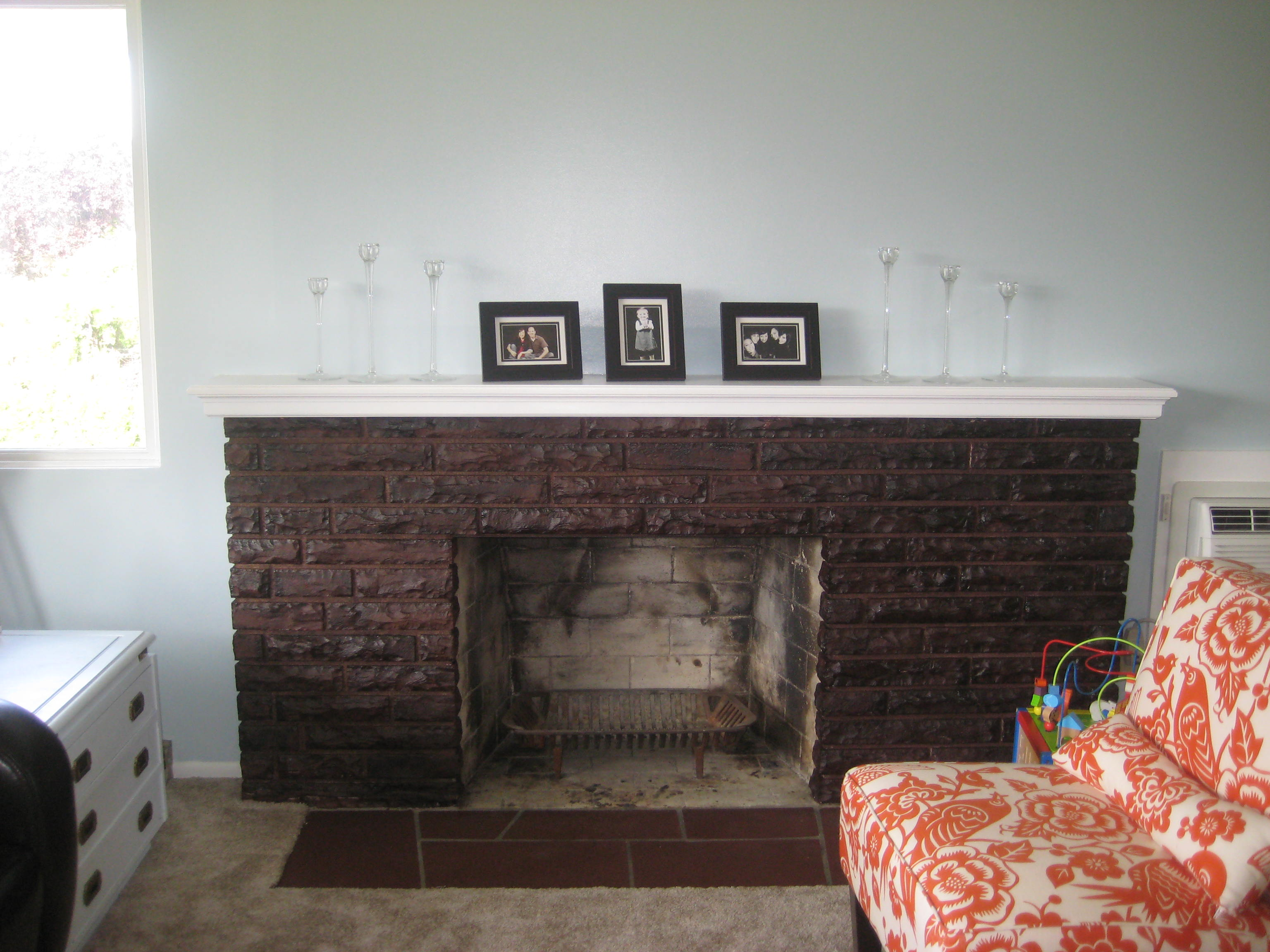 Example Of Stained Bricks House Ideas Pinterest Update The Color